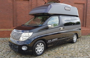2006 NISSAN ELGRAND 2.5 4X4 DAY VAN RARE HIGH TOP CAMPER * For Sale