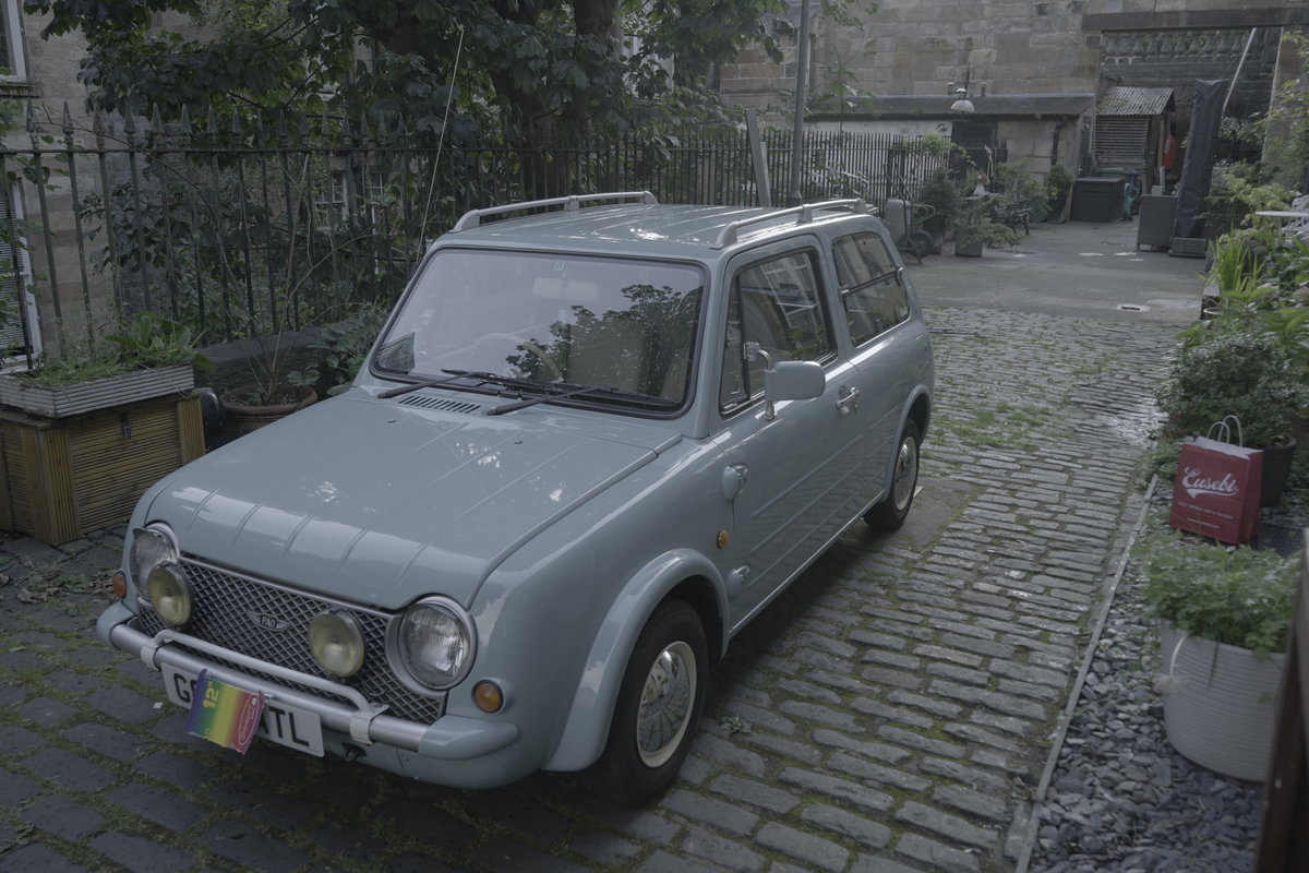 1989 Nissan Pao (Beautiful  Original  Condition) For Sale (picture 6 of 6)