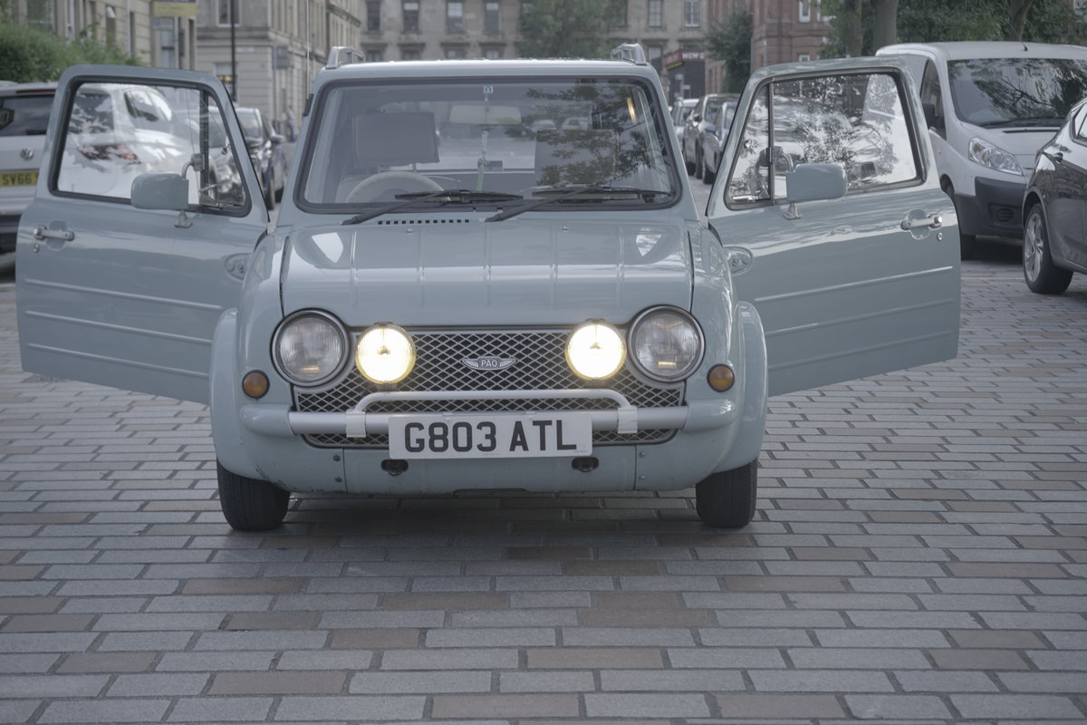 1989 Nissan Pao (Beautiful  Original  Condition) For Sale (picture 2 of 6)