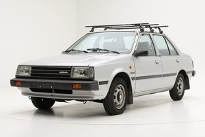 Nissan sunny 1982 For Sale by Auction