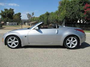 2005 NISSAN 350Z TOURING For Sale