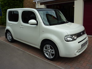 2010 Nissan Cube - History from NEW