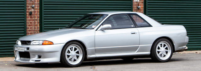1993 NISSAN SKYLINE R32 TOMMY KAIRA For Sale by Auction