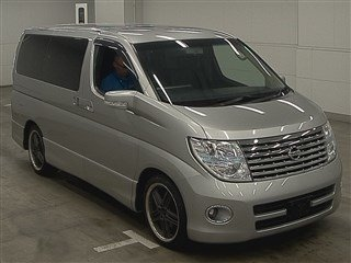NISSAN ELGRAND 2006 E51 3.5 4X4 * HIGHWAY STAR HALF LEATHER