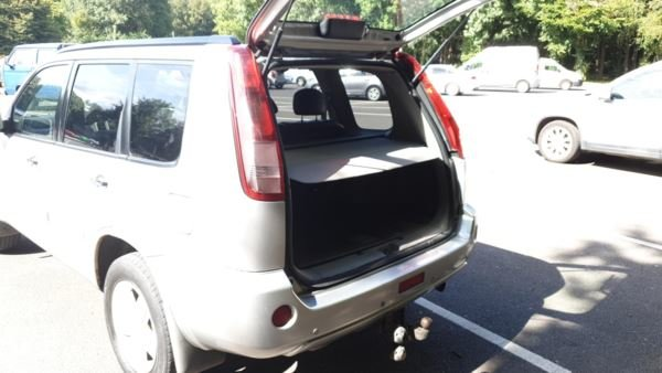 2005 NISSAN X TRAIL 2.2 DCI SVE 6 SPEED FSH Leather Nav For Sale (picture 3 of 6)