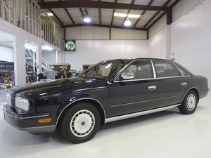 1991 Nissan President Sovereign Luxury Sedan For Sale