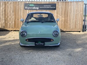 1991 Figaro Low Mileage Emerald Green  For Sale