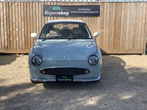 1991 Figaro Low Mileage Pale Aqua  For Sale