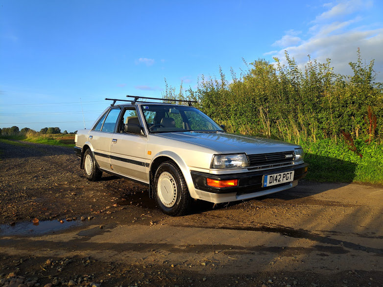 1987 Nissan Bluebird 1.8 LX For Sale (picture 3 of 6)