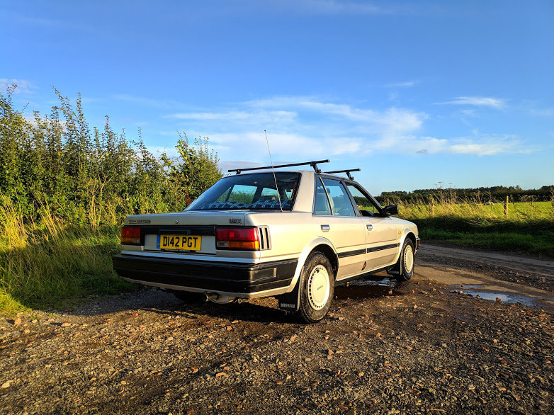 1987 Nissan Bluebird 1.8 LX For Sale (picture 4 of 6)