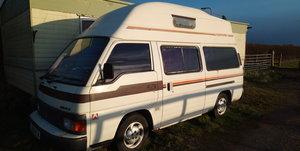 1992 Nissan Urvan Camper van - Autohomes Nomad UK model For Sale