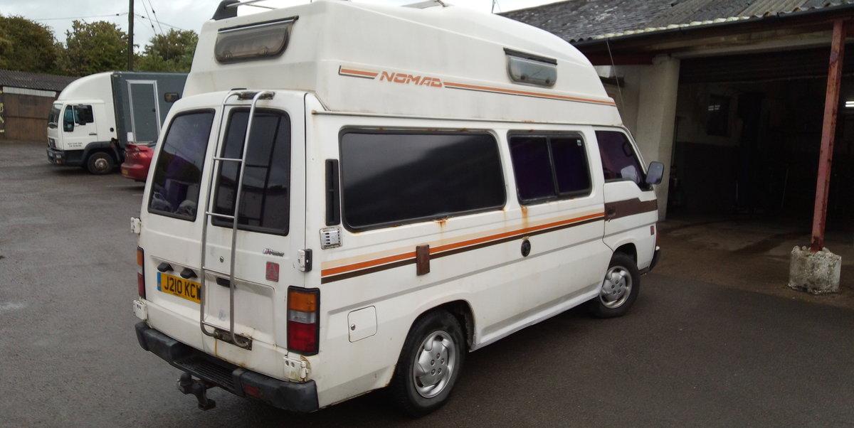 1992 Nissan Urvan Camper van - Autohomes Nomad UK model For Sale (picture 2 of 6)