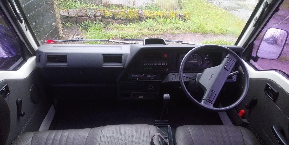 1992 Nissan Urvan Camper van - Autohomes Nomad UK model For Sale (picture 5 of 6)