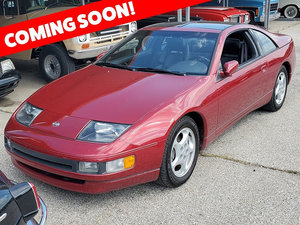 1993 Nissan 300ZX 2+2 Coupe Auto Clean Red(~)Grey $obo