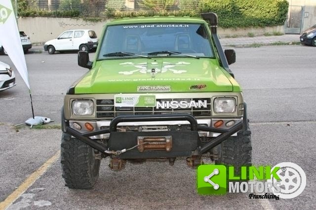 Nissan Patrol KR160 TurboDiesel Hard-Top del 1985 AUTOCARRO For Sale (picture 2 of 6)