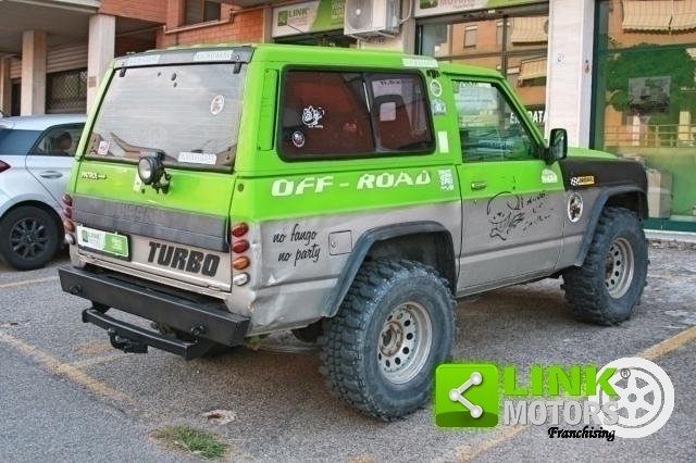 Nissan Patrol KR160 TurboDiesel Hard-Top del 1985 AUTOCARRO For Sale (picture 4 of 6)