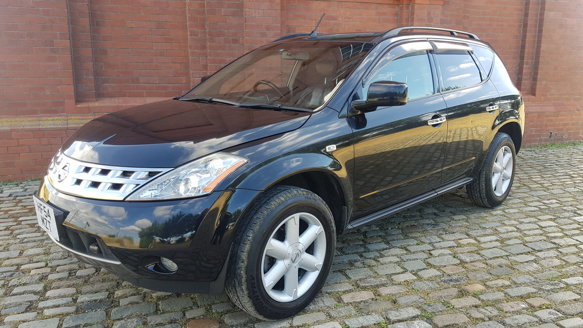 NISSAN MURANO XV FOUR 2005 3.5 V6 4X4 AUTOMATIC IMPORT * For Sale (picture 1 of 1)