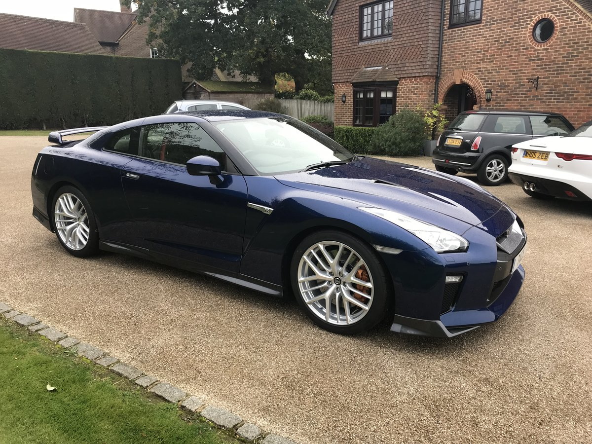 2018 Nissan GTR RECARO WITH SERVICE PACK. Stunning. For Sale (picture 2 of 6)