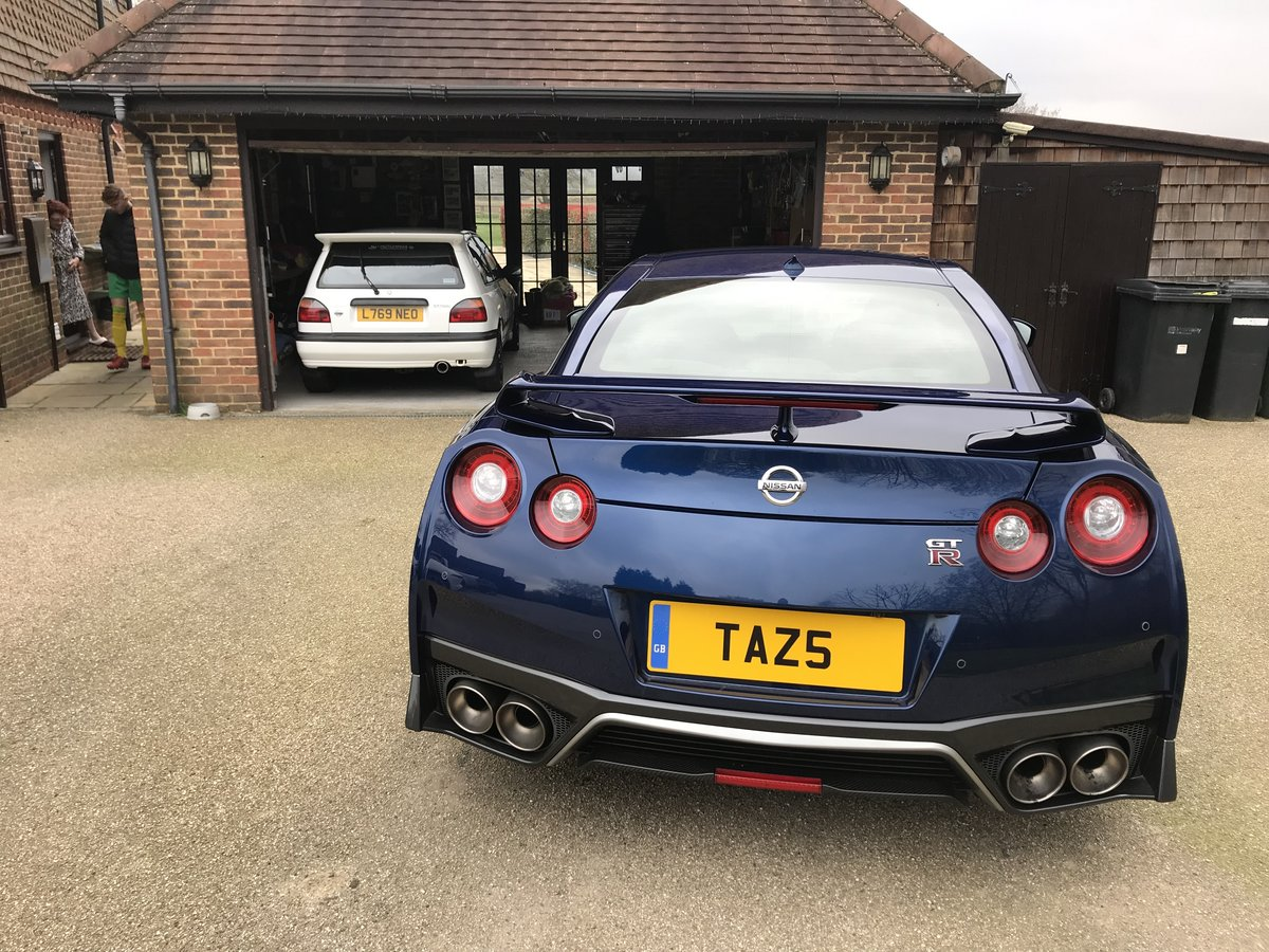 2018 Nissan GTR RECARO WITH SERVICE PACK. Stunning. For Sale (picture 5 of 6)