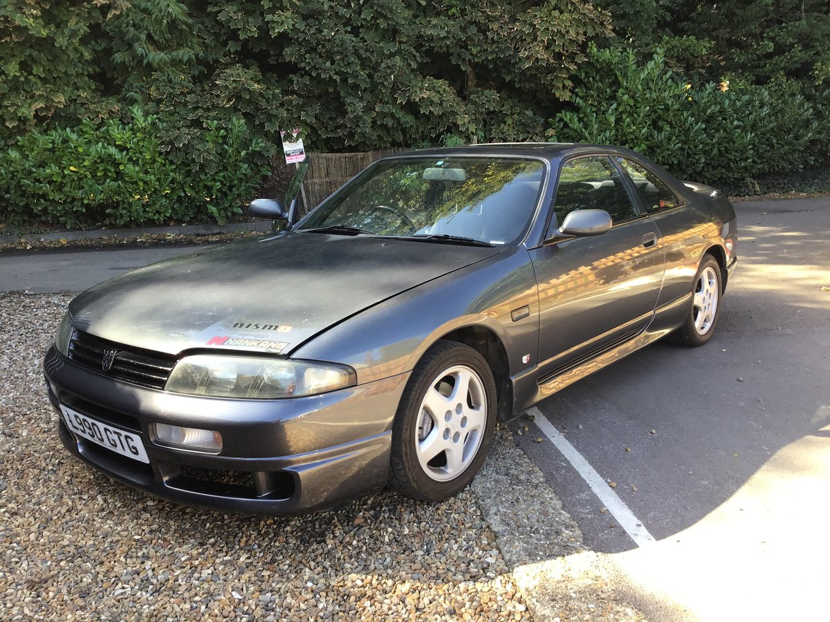 1994 Nissan Skyline R33 GTST For Sale (picture 1 of 6)