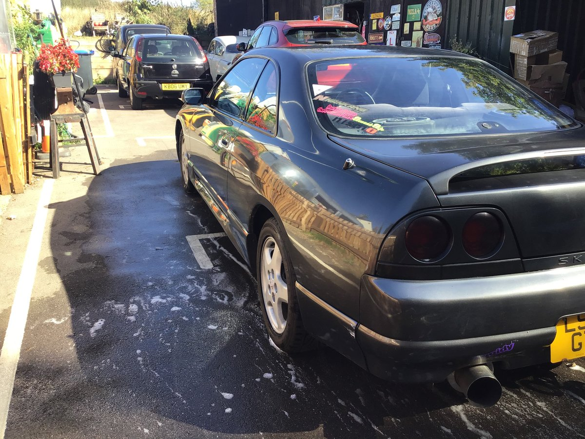 1994 Nissan Skyline R33 GTST For Sale (picture 5 of 6)