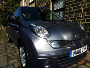 2010 NISSAN MICRA 1.2 5DR For Sale