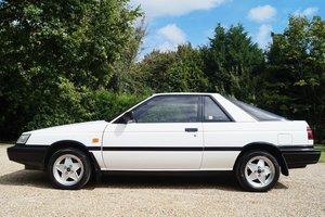 1989 Super original low mileage Nissan Sunny GSX coupe