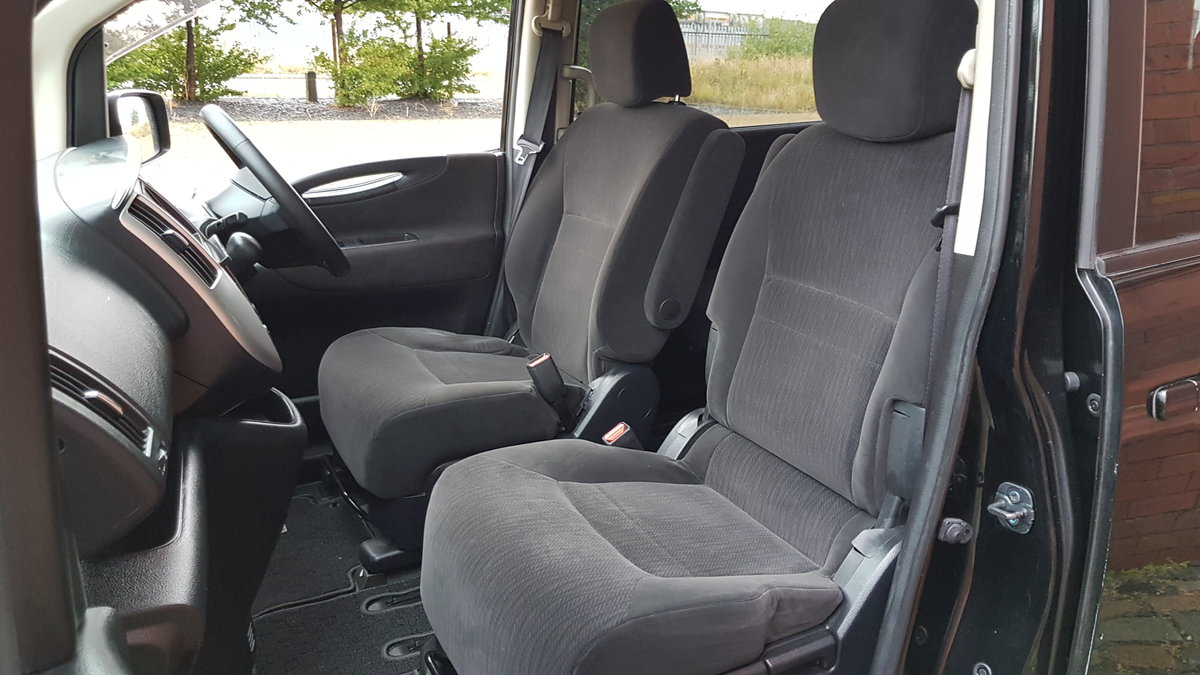NISSAN SERENA 2008 2.0 AUTOMATIC 8 SEATER CAMPER VAN For Sale (picture 3 of 6)