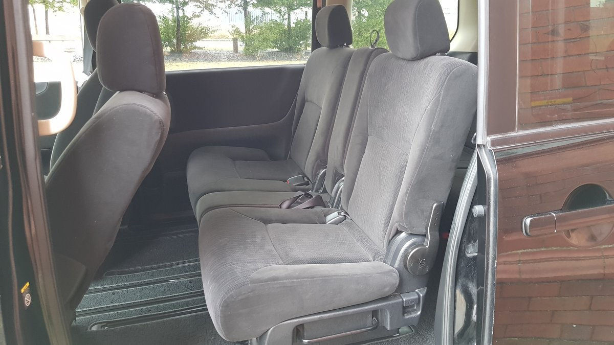 NISSAN SERENA 2008 2.0 AUTOMATIC 8 SEATER CAMPER VAN For Sale (picture 4 of 6)