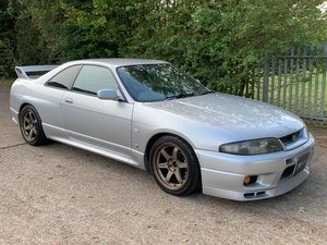 Nissan Skyline R33 GTR 2.6 Twin Turbo 1995 -Tomei+Tein+Nismo For Sale
