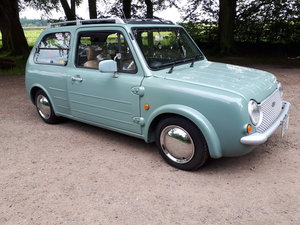 Nissan Pao Auto electic roof immaculate full mot