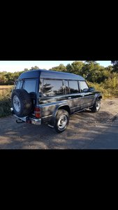 1993 Nissan patrol safari high roof 4.2d