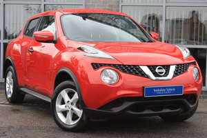 2014 64 NISSAN JUKE 1.5 DCI VISIA-SONY STEREO WITH BT, ONE OWNER For Sale