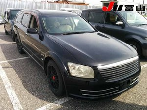 2004 Nissan Stagea Axis Autech 4wd wagan.