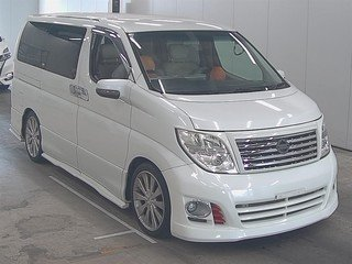2006 NISSAN ELGRAND CUSTOM 2.5 HIGHWAY STAR AERO V EDITION ONLY 4 For Sale (picture 1 of 3)