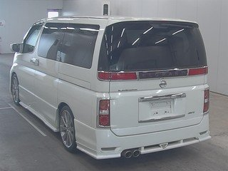 2006 NISSAN ELGRAND CUSTOM 2.5 HIGHWAY STAR AERO V EDITION ONLY 4 For Sale (picture 2 of 3)