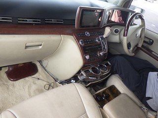 2006 NISSAN ELGRAND CUSTOM 2.5 HIGHWAY STAR AERO V EDITION ONLY 4 For Sale (picture 3 of 3)