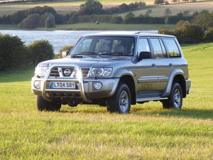 2004 Nissan Patrol GR SVE 3.0 Diesel Auto Full Nissan History For Sale