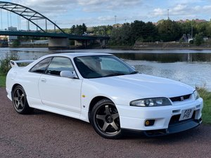 1997 Stunning skyline r33 gtr 2.6 twin turbo For Sale