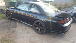 1999 Nissan 200Sx Touring Rare Auto Modified Project