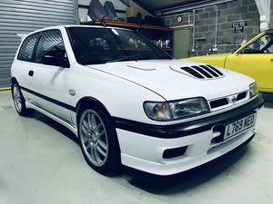 1993 ABSOLUTELY STUNNING VERY RARE UK NISSAN SUNNY GTiR