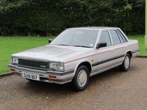 1987 Nissan Laurel 2.4 SGL Auto at ACA 2nd November  For Sale