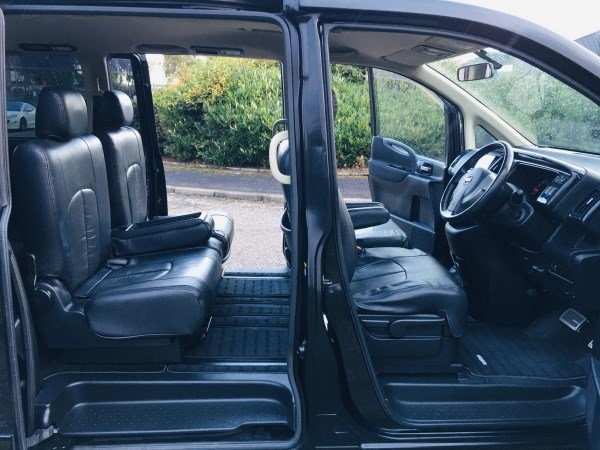 2008 Fresh Import Nissan Serena Highway Star 2.0 L 8 Seats For Sale (picture 4 of 6)