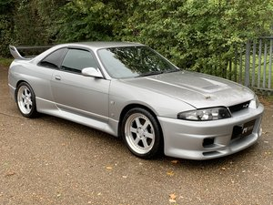 Nissan Skyline R33 GTR 2.6 Twin Turbo 1997 -Series 3+Forged