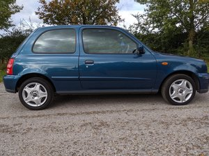 2003 Micra 1 owner full service history.