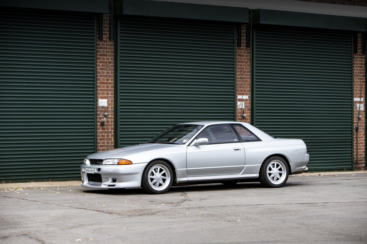 1993 Nissan Skyline R32 Tommy Kaira For Sale by Auction (picture 1 of 1)