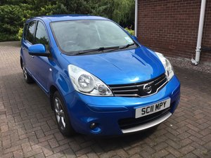 2011 Nissan note ntec, auto 26k miles Superb low milage