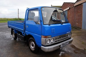 1988 Nissan Cabstar Pick-up at ACA 2nd November