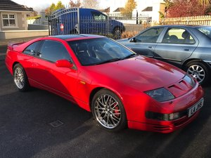 1993 Nissan 300 ZX Twin Turbo UK model