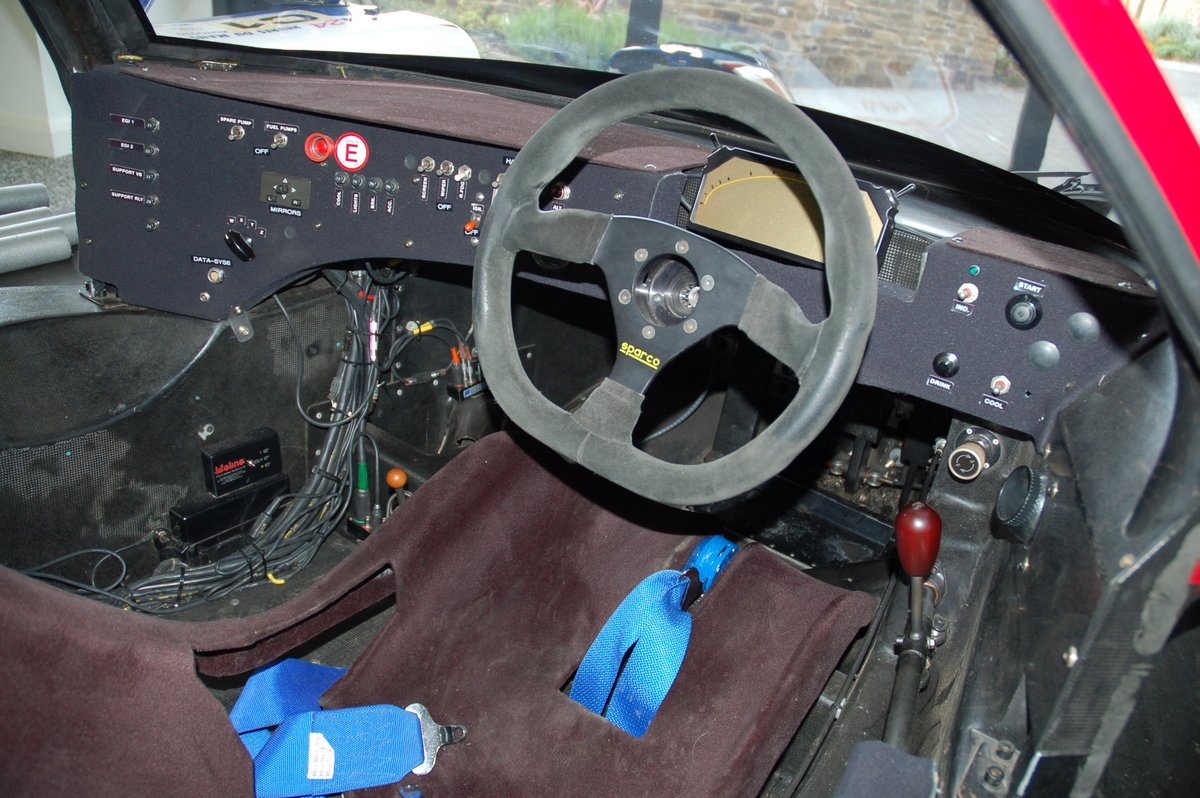1990 Nissan R90 Group C Car Chassis No 5 For Sale (picture 4 of 7)